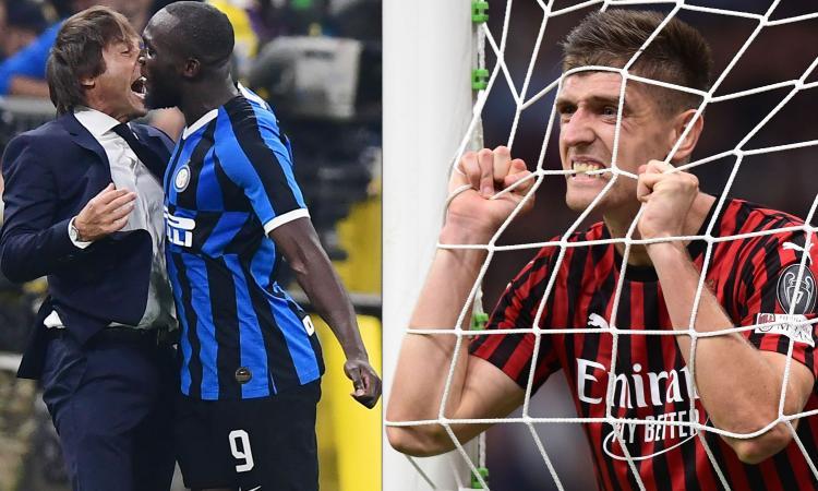 Milan-Inter, il derby dei meme e degli sfottò. C'è anche il 'fattore' Salvini: per l'ex ministro continua il momento no... FOTO