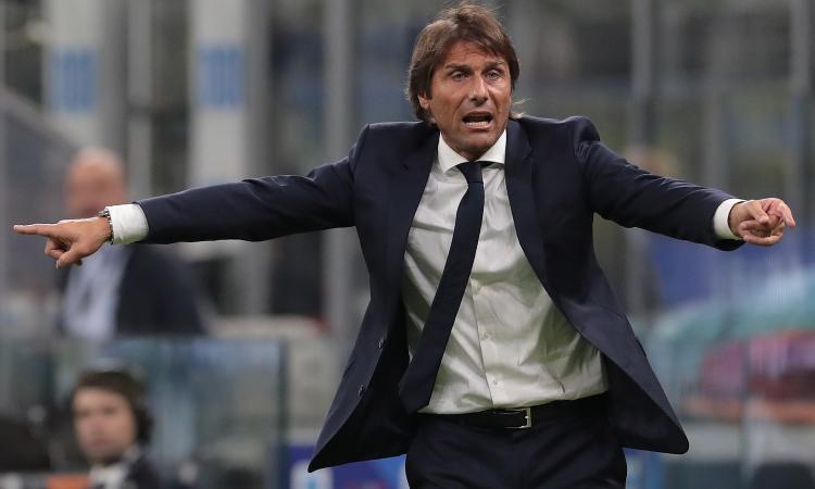 Un'Inter senza gioco strappa la vetta alla Juve, ma Conte festeggia solo per questo