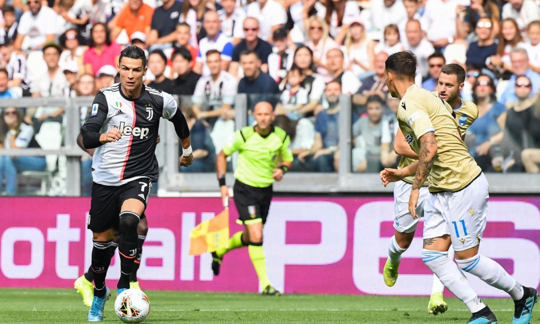 Ma il Var si usa per tutti? Se ti chiami Ronaldo...