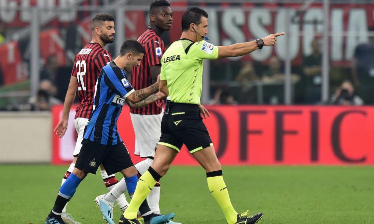 Milan-Inter, rivivi la MOVIOLA: gol Brozovic col Var