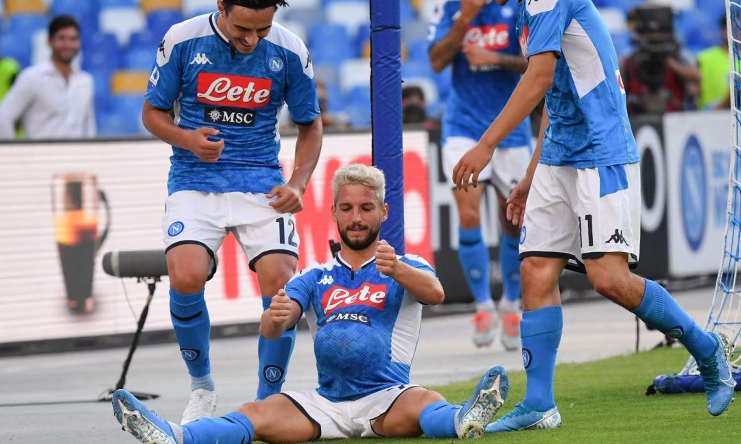 Napoli: che gioiello Elmas, esplode la festa azzurra