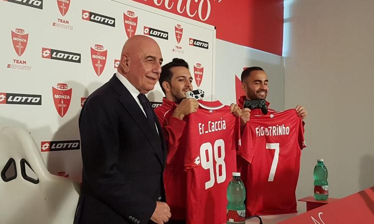 Monza, Galliani presenta il team eSport: 'Proiettati al futuro, renderemo brand internazionale come con il Milan'