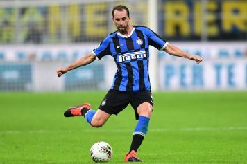 Godin Inter concentrato lancia