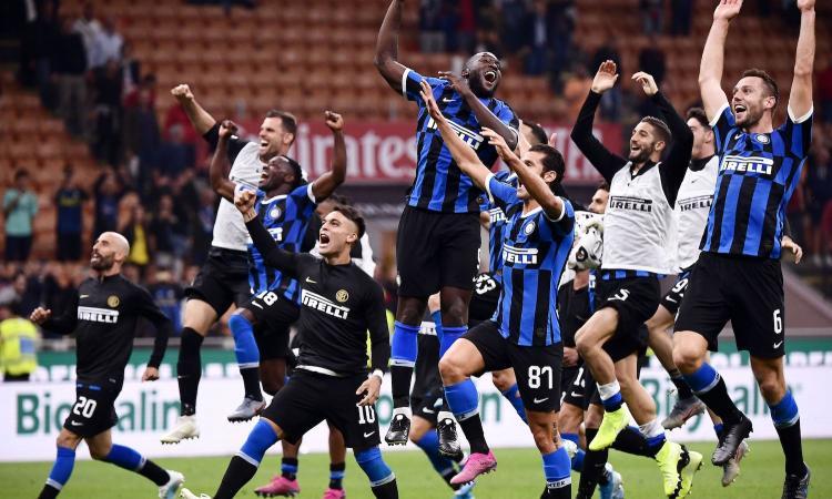 Milan senz'anima e senza alibi, Inter da applausi: la mano di Conte è evidente, quella di Giampaolo no