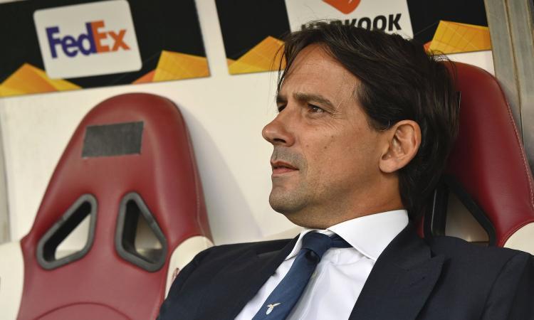 Lazio, Inzaghi: 'Risultato ingiusto, il rigore non c'era. Delusione per i due ko'