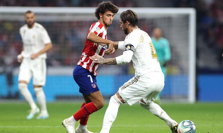 Atletico Madrid-Barcellona, le formazioni ufficiali: Joao Felix-Morata contro Messi-Suarez-Griezmann
