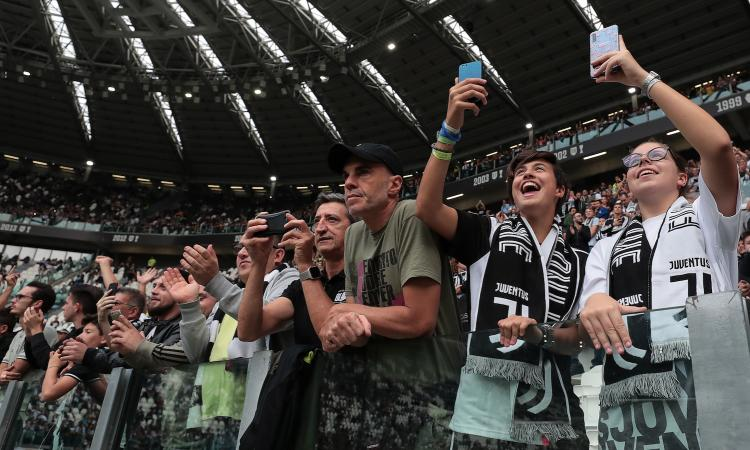 La Juve prova a cambiare: fuori il marcio dalla Curva Sud, dentro steward e famiglie. E ora?