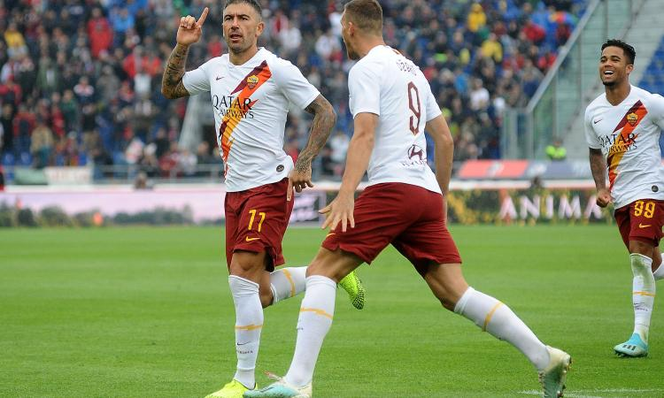 Roma: Kolarov come Messi VIDEO