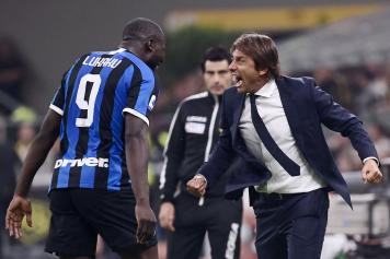 Lukaku Inter conte urlo gioia