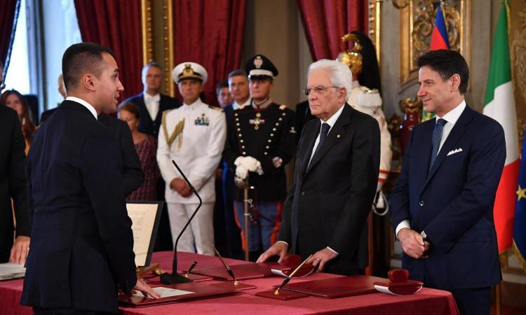Italia, governo obbligato: campionato lungo, ma col Conte sbagliato