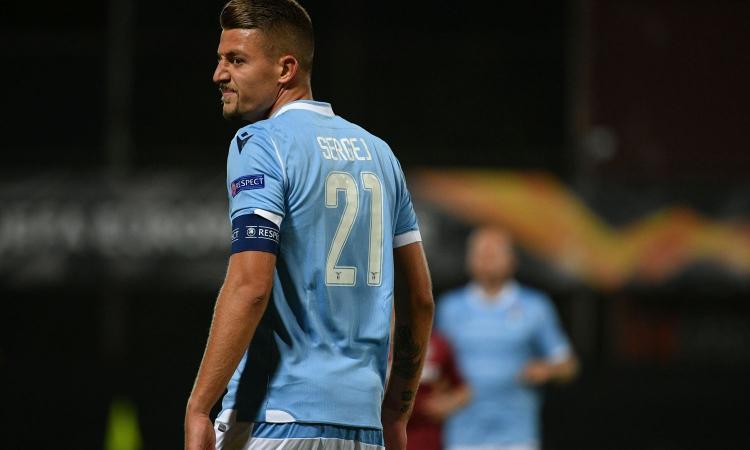 Lazio, offerta da 80 milioni per Milinkovic-Savic