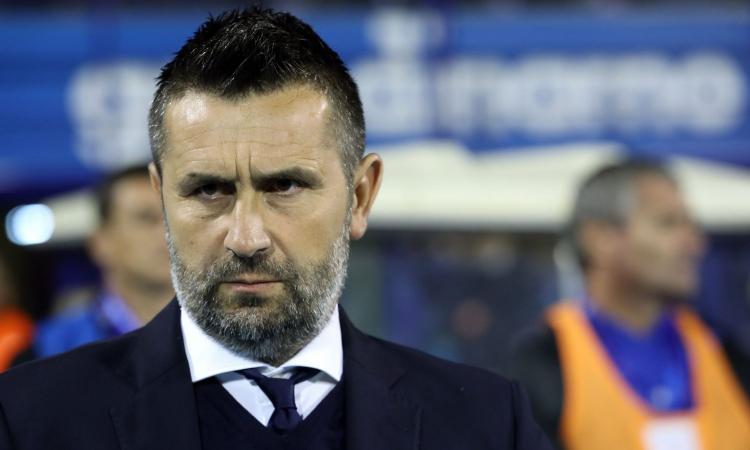 Dinamo Zagabria, Bjelica: 'Conoscevamo l'Atalanta, cambiato modulo per questo'