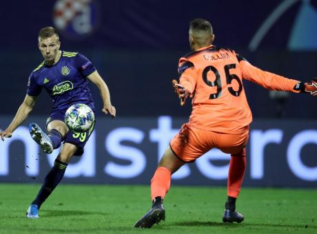 Atalanta, esordio da incubo! L'uragano Orsic lancia la Dinamo Zagabria: finisce 4-0