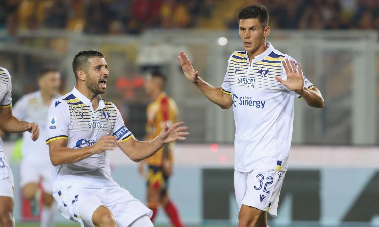 Verona, Zaccagni: 'Ci mancano i gol e gli attaccanti. La scaramanzia...'