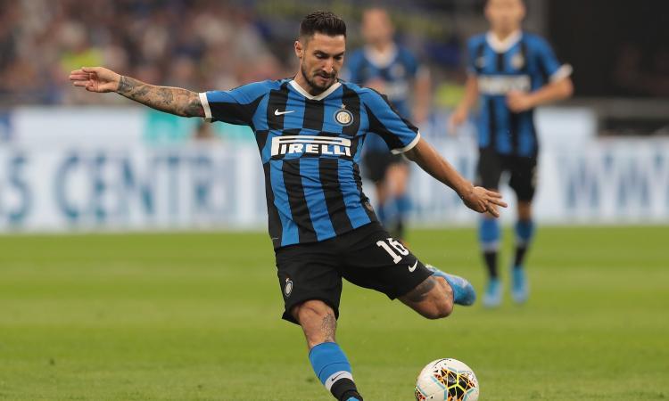 Inter, Politano: 'Bravi a sbloccarla. De Paul con Candreva? Non ho visto niente'