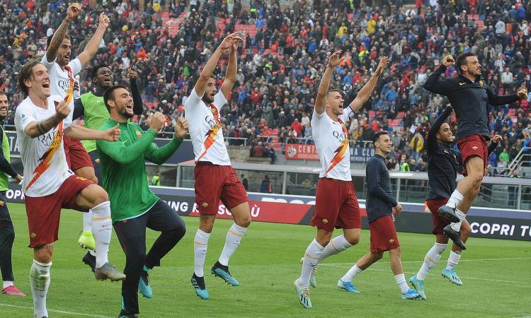 Roma, armeno 'na gioia... Kolarov e Dzeko ne regalano addirittura due