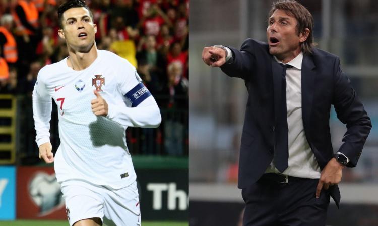 Ronaldo da Pallone d'Oro, ecco perché. E Conte...