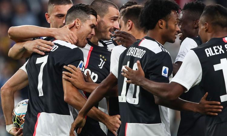 Juve, 2-1 in rimonta contro il Verona