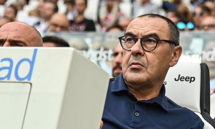 Juve, per la Champions Sarri ritrova Alex Sandro