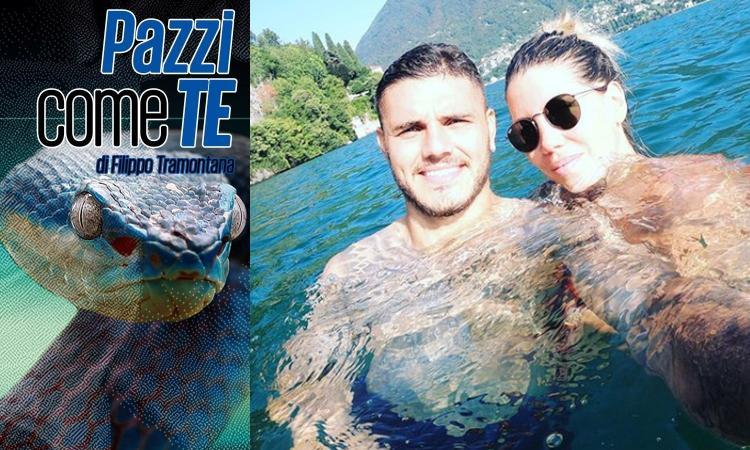 Finalmente l'Inter si è liberata di Icardi! Wanda e Mauro, ora lasciateci in pace