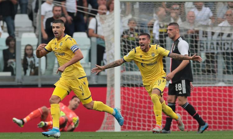 Verona, Veloso: 'Intensità la nostra arma contro la Juve, la maglia di Ronaldo...'