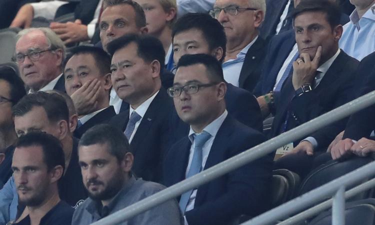 Zhang Jindong con Xu Jiayin di Evergrande: accordi in vista per l'Inter