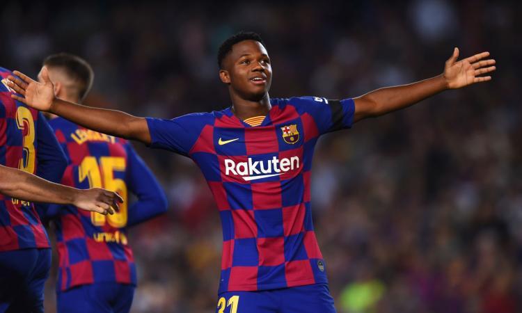 Borussia Dortmund-Barcellona, le formazioni ufficiali: c'è Paco Alcacer, il baby Ansu Fati dal 1'