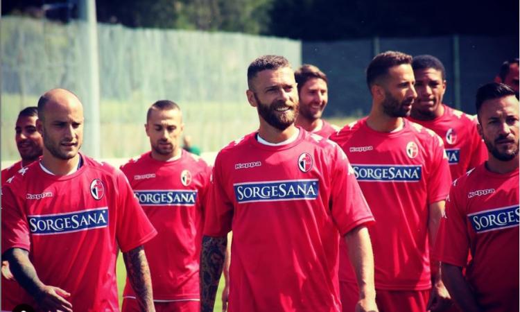 Serie C, tracollo Bari: ora è terzo a -16 dal primo posto, De Laurentiis rischia un altro fallimento