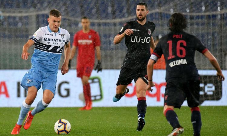 Lazio, blindato il baby Armini