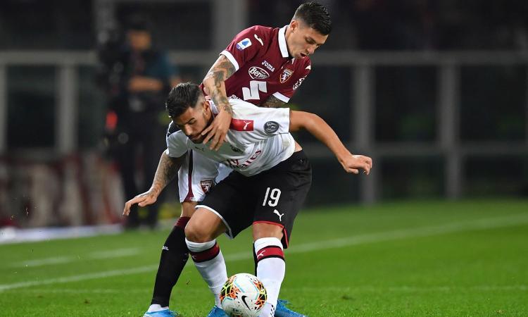 Torino, infortunio per Baselli: le sue condizioni