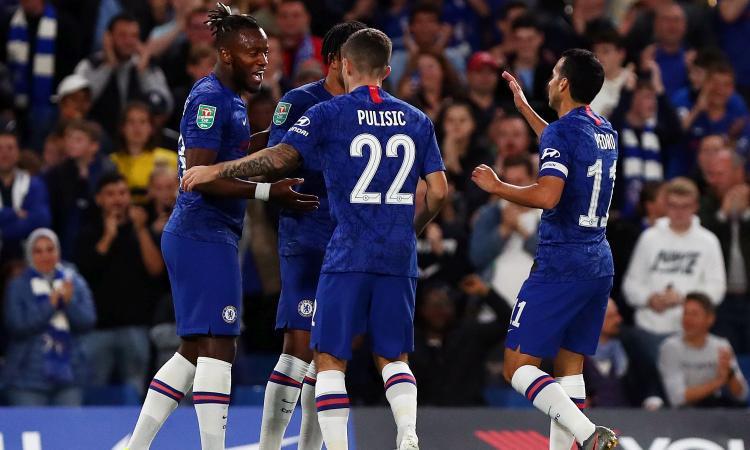 Chelsea: un club si muove per Batshuayi