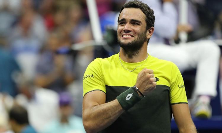 Berrettini nella storia del tennis: è il primo italiano a vincere una partita alle Finals VIDEO