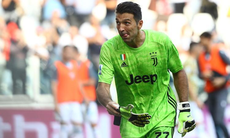Buffon: 'Senza la B con la Juve, ora tutto sarebbe diverso per me'