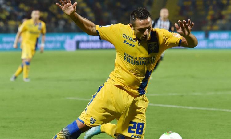 Serie B: colpo Entella al 93°, Frosinone ko e vetta della classifica. Si ferma il Perugia, vince il Chievo