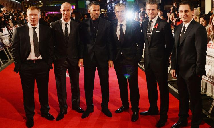 OFFSide Fest Italia, i film in concorso: 'The Class of '92', Beckham-Scholes-Giggs come Aldo, Giovanni e Giacomo