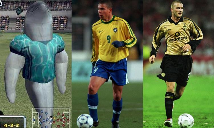 Delfini fallosi, Ronaldo V Football e Beckham-pokemon: i peggiori videogame di calcio!