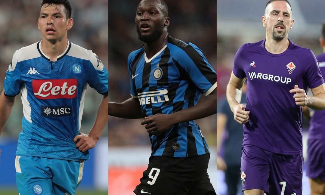 Top 11 nuovi acquisti della Serie A