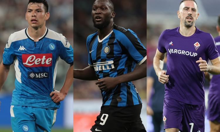 Mercato chiuso: come cambiano le formazioni delle 20 squadre di Serie A