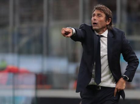 Inter, Conte: 'Nessuno sfogo, solo critiche costruttive. Mi spiace per chi non lavora al passo, su Sensi...'