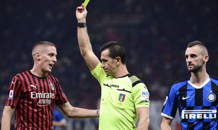 Milan, Conti può andare in prestito