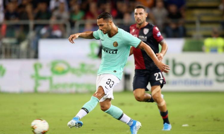 D'Ambrosio: 'Curioso di vedere dove può arrivare questa Inter. I salvataggi con Milan ed Empoli...'