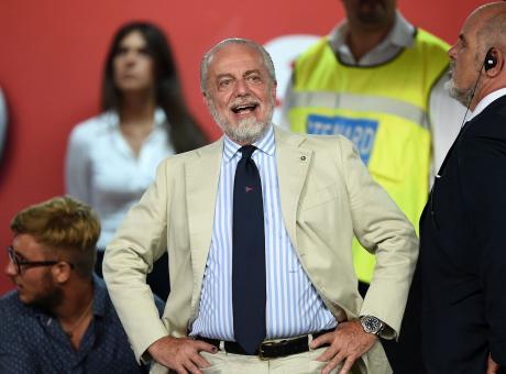 De Laurentiis: 'A Napoli individiosi del nord, devo comprare il Milan? Volevo Conte, il ritorno di Sarri...'