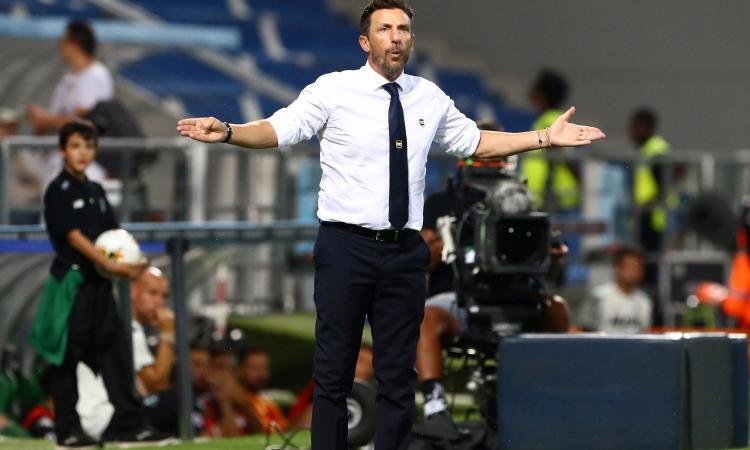 Sampdoria, Di Francesco: 'Oggi siamo stati cattivi e compatti, contento della vittoria'
