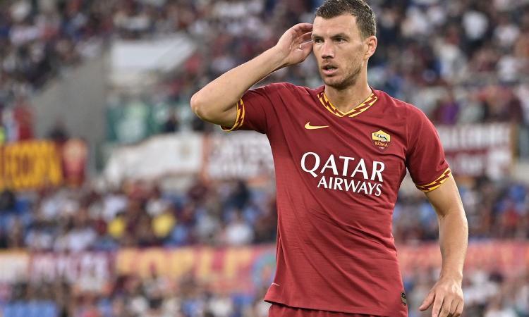 Dzeko è sul mercato: l'Inter resta un'opzione, spunta la Juve. Da Cavani a Milik, le idee della Roma