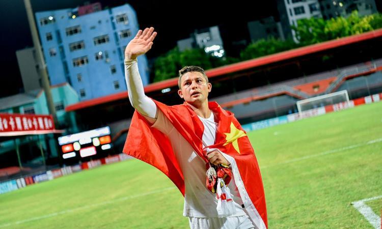 Elkeson nella storia, primo 'straniero' a segnare due gol con la maglia della Cina