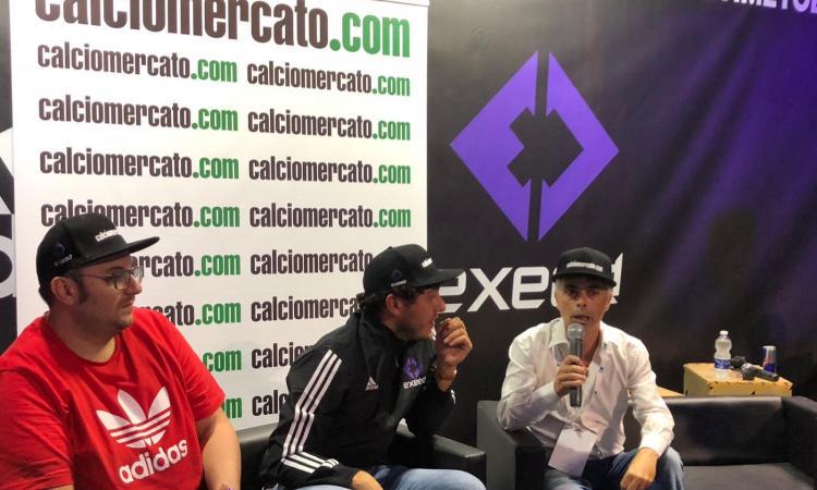 Calciomercato.com ed eSports: nasce la collaborazione con Exeed