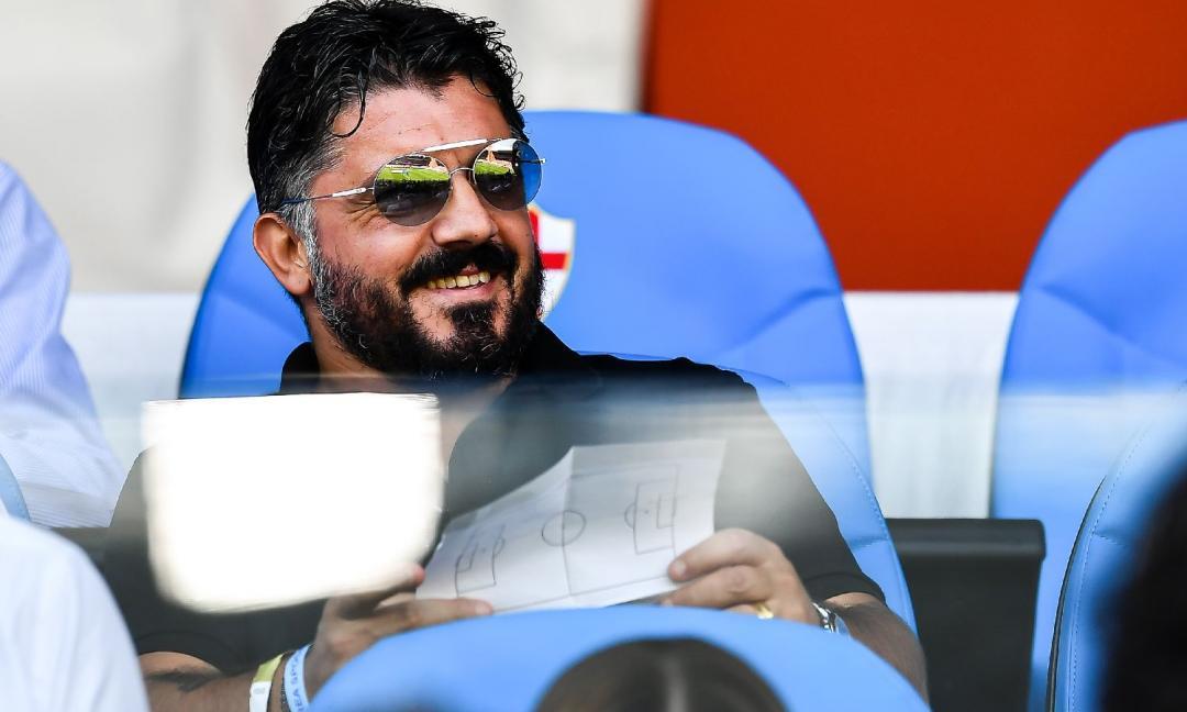 Gattuso: nessuno ha perso quanto lui in panchina