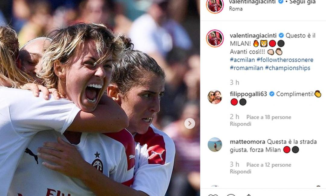 Serie A femminile: partenza sprint per le big