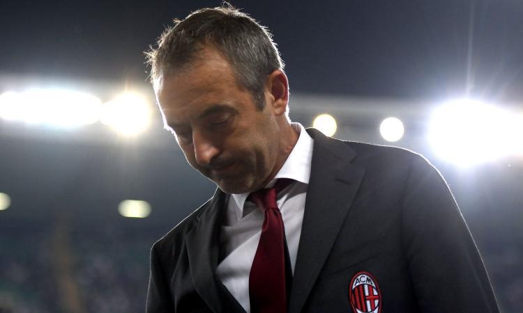 Milan, Giampaolo: 'Derby? È una partita di calcio, non si va in guerra'