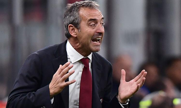 Milan: società insoddisfatta ma per ora supporto a Giampaolo. Torino decisiva